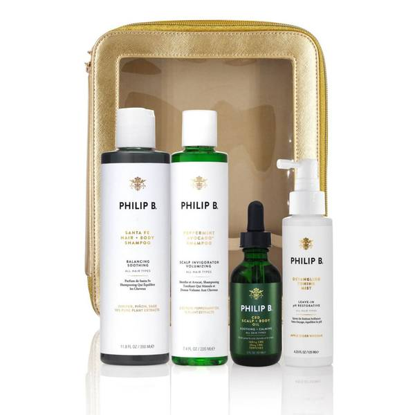 Philip B Scalp and Skin Balancing Kit