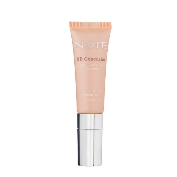 Note Cosmetics BB Concealer 10ml (Various Shades)