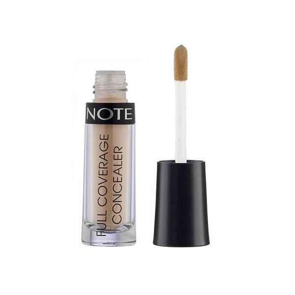 Note Cosmetics Full Coverage Liquid Concealer 2.3ml - 03 Sand