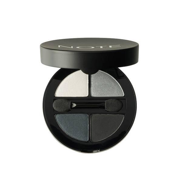 Note Cosmetics Luminous Silk Quattro Eye Shadow - SQE-3