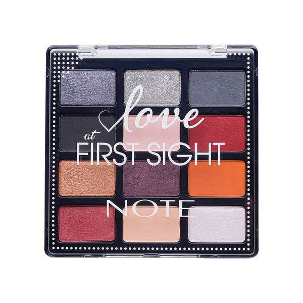 Love At First Sight Eye Shadow Palette - 203 Freedom to Be