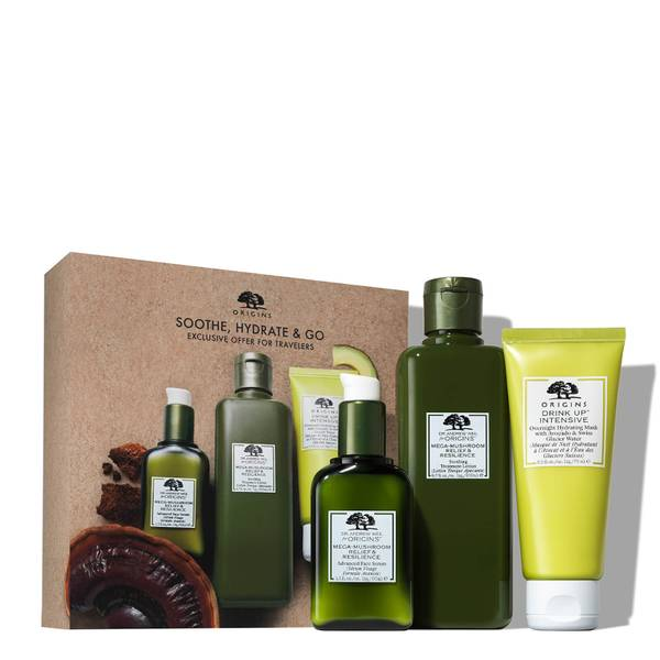 Origins Soothe, Hydrate and Go Set