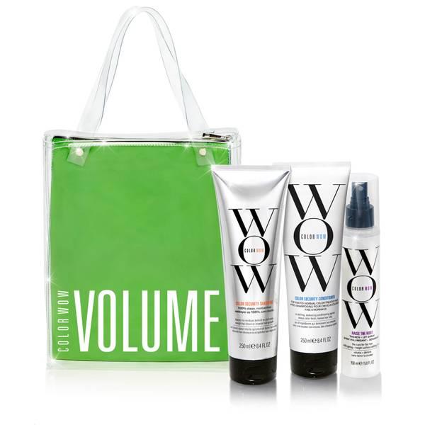 Color Wow Volume Bundle and Free Volume Bag