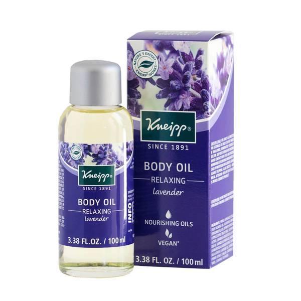 Kneipp Lavender Body Oil 3.38 fl. oz