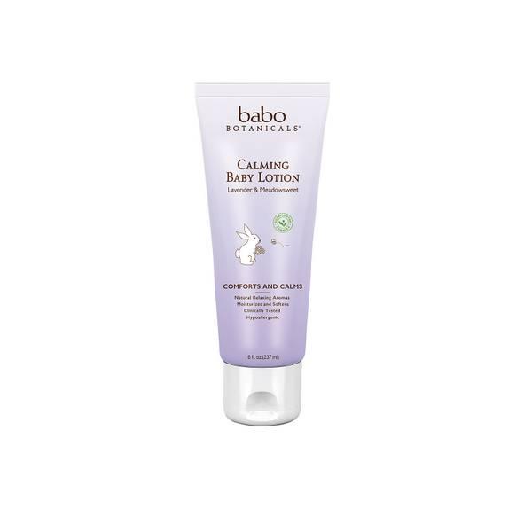 Babo Botanicals Calming Baby Lotion