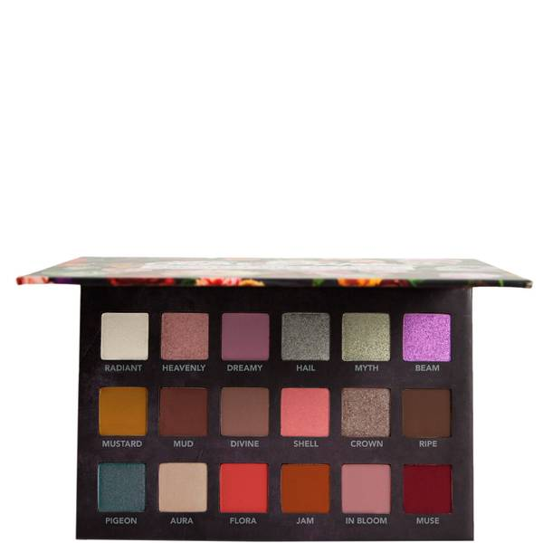 Lime Crime Greatest Hits Banger Eye and Face Palette