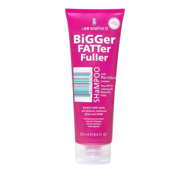 Lee Stafford Bigger Fatter Fuller Volumizing Shampoo 8.45 fl. oz
