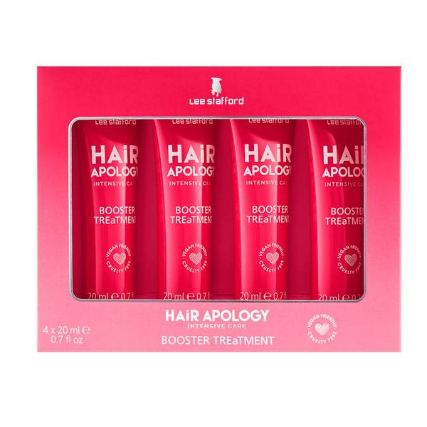Lee Stafford Hair Apology Intensive Care Booster Treatment Mask 2.7 fl.oz