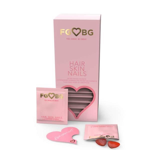 FGBG Hair Skin and Nail Gummies 30 Day Supply
