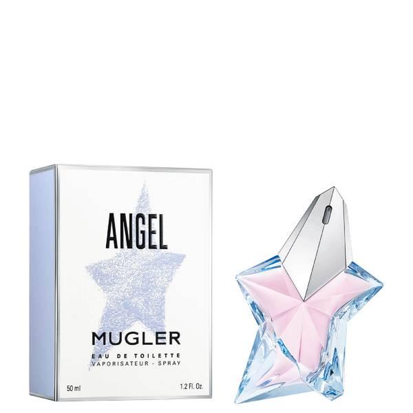 MUGLER Angel Eau de Toilette Natural Spray Standing Star (Various Sizes)