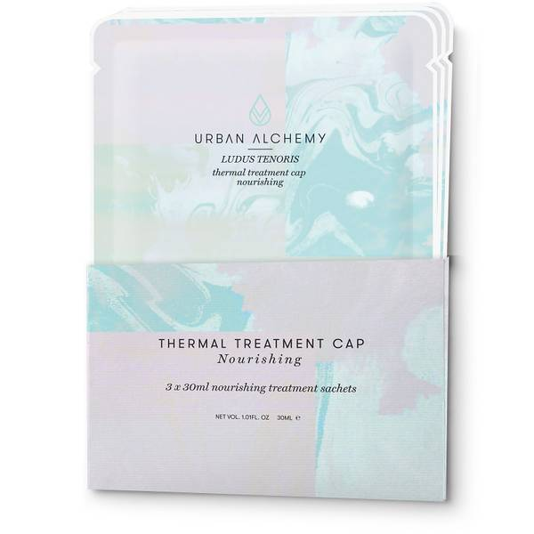 Urban Alchemy Ludus Tenoris Nourishing Thermal Treatment Cap (3 Pack)