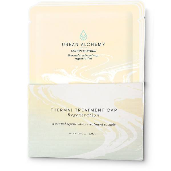 Urban Alchemy Ludus Tenoris Regeneration Thermal Treatment Cap (3 Pack)