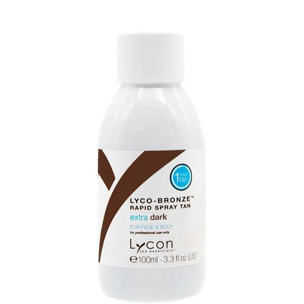 Lycon Lyco-Bronze Spray Tan - Extra Dark 100ml