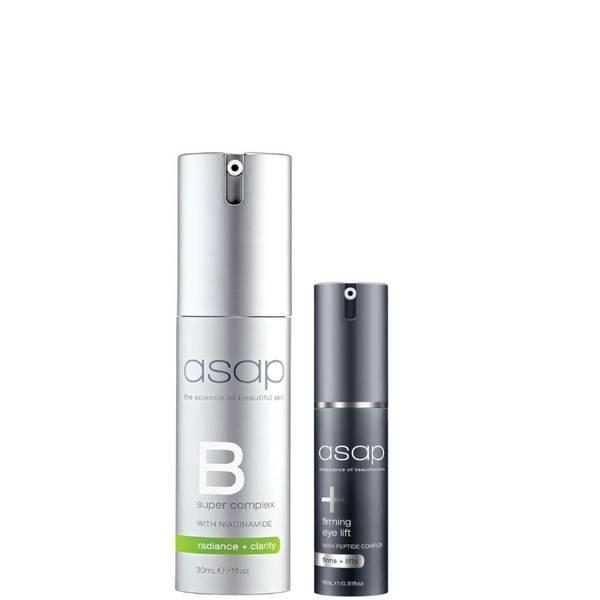 asap Super B + Firming Eye Lift Serum Pack
