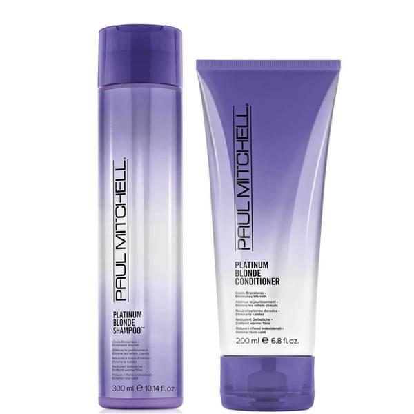 Paul Mitchell Platinum Blonde Shampoo and Conditioner (2 x 300ml)