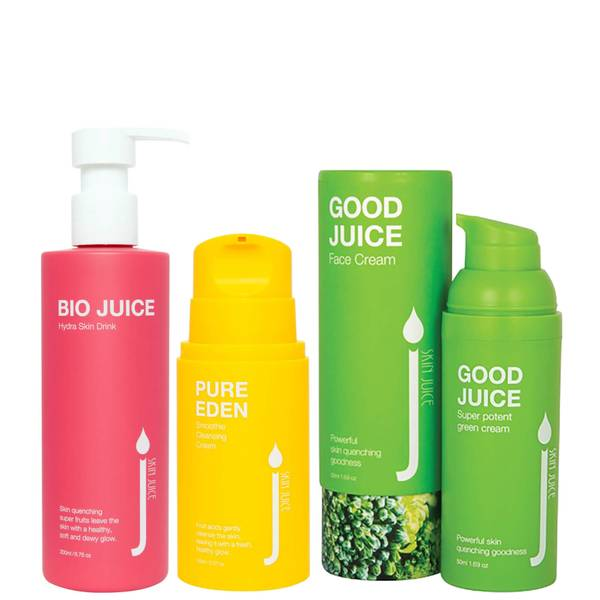 Skin Juice Daily 3-Step Routine - All Skin Types