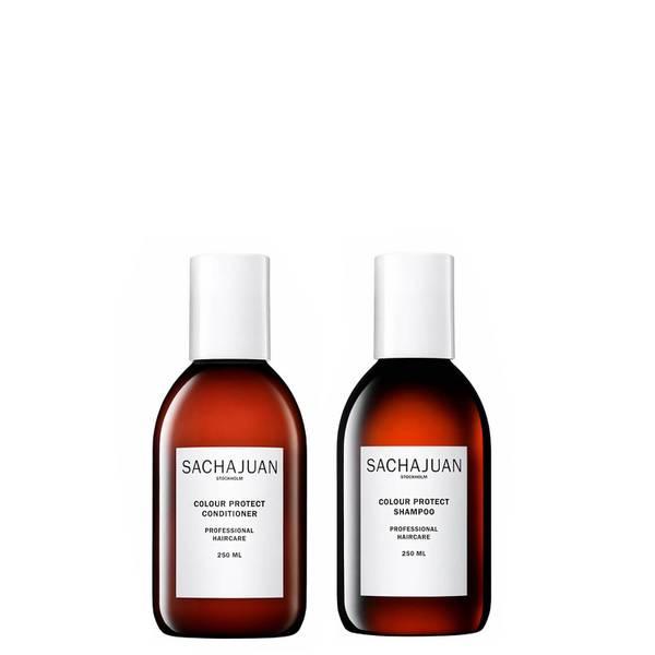 Sachajuan Colour Protect Shampoo and Conditioner (2 x 250ml)