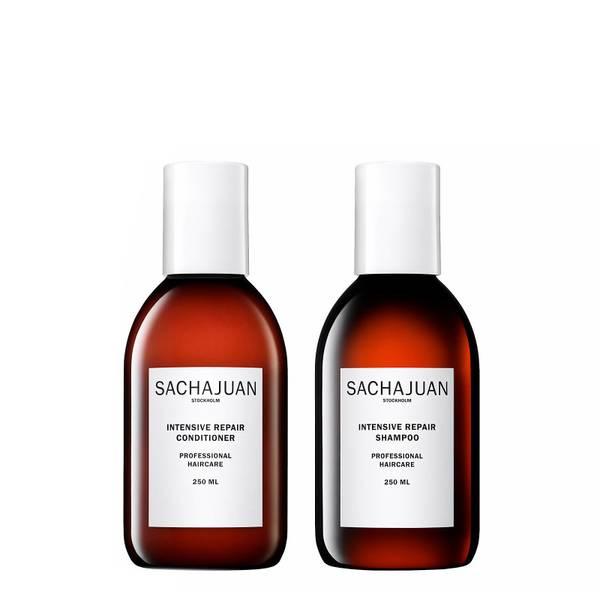 Sachajuan Intensive Repair Shampoo and Conditioner (2 x 250ml)