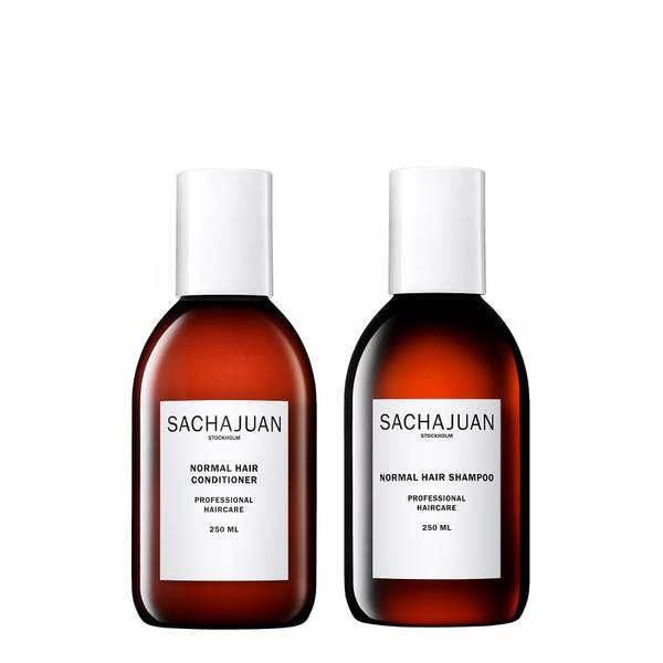 Sachajuan Normal Shampoo and Conditioner (2 x 250ml)