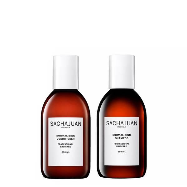 Sachajuan Normalising Shampoo and Conditioner (2 x 250ml)