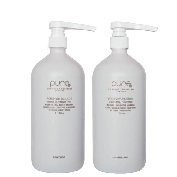 Pure Forever Blonde Supersize Shampoo and Conditioner (2 x 1000ml)
