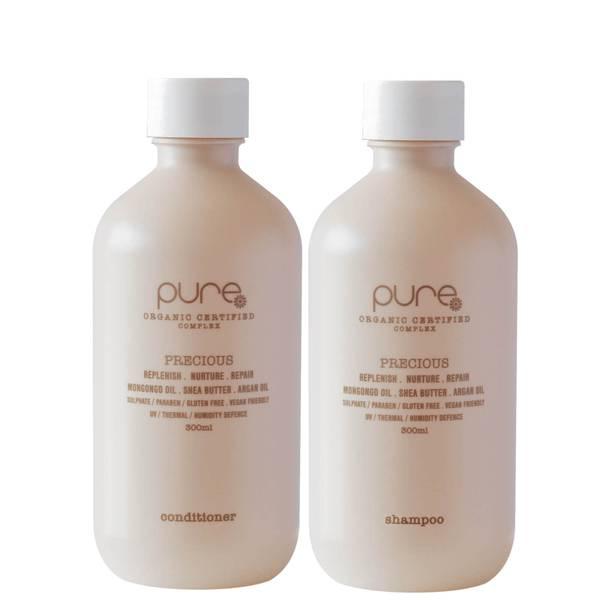 Pure Precious Shampoo and Conditioner (2 x 300ml)