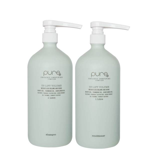 Pure Up-Lift Supersize Shampoo and Conditioner (2 x 1000ml)