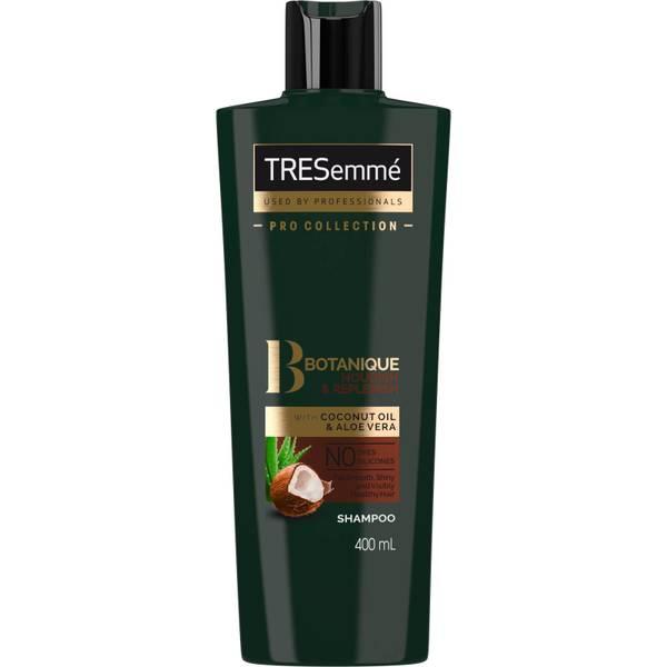 TRESemmé Pro Collection Botanique Nourish and Replenish Shampoo 400ml
