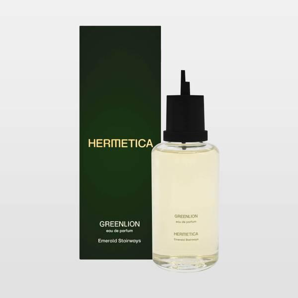 Hermetica Greenlion Eau de Parfum Refill