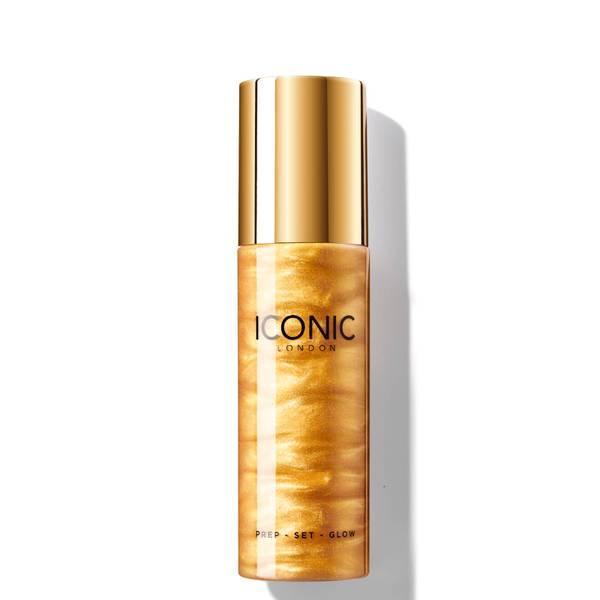 Iconic London Prep-Set-Glow - Gold Exclusive
