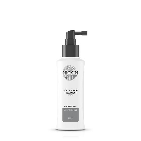 Nioxin Scalp and Hair Leave-In Treatment System 1 3.4 fl. Oz