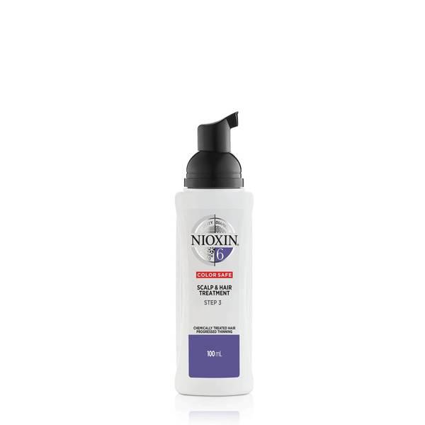 Nioxin System 6 Scalp & Hair Treatment 3.4 oz