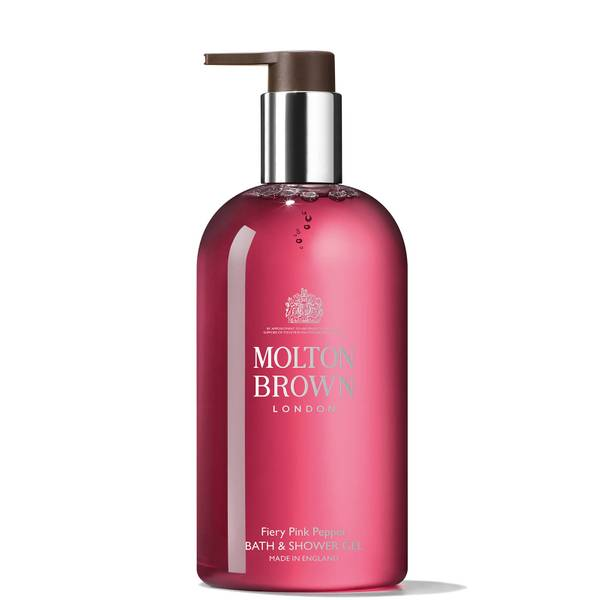 Molton Brown Fiery Pink Pepper Bath and Shower Gel 500ml