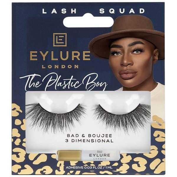 Eylure Plastic Boy Bad and Boujee Lashes