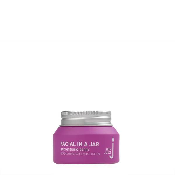 Skin Juice Facial in a Jar Brightening Berry 30ml