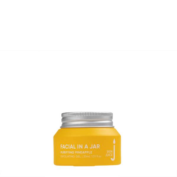 Skin Juice Facial in a Jar Purifying Pineapple 30ml