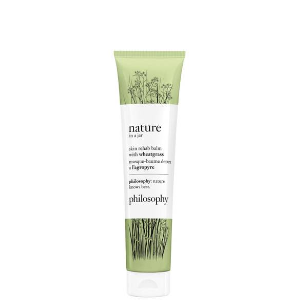 philosophy Nature in a Jar Wheatgrass Mask 74ml