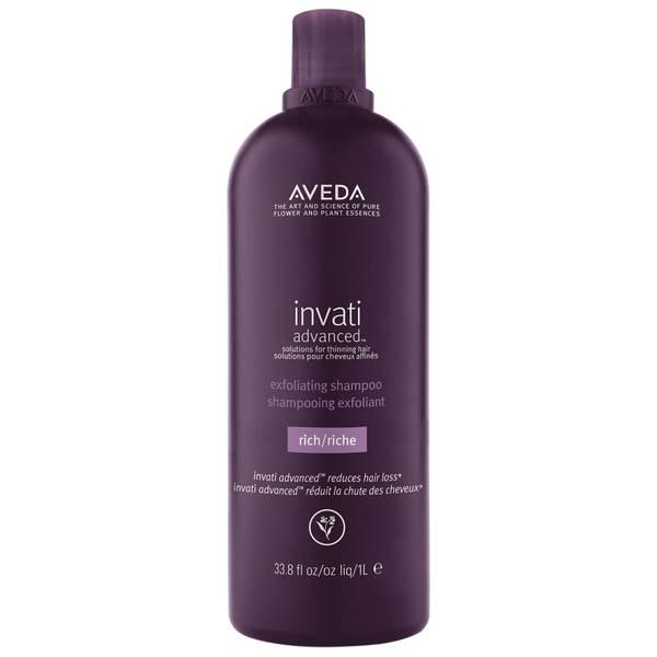 Aveda Invati Advanced Exfoliating Rich Shampoo 1000ml