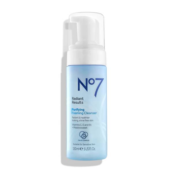 Radiant Results Purifying Foaming Cleanser 150ml