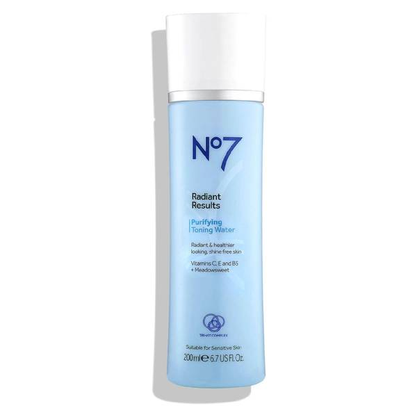 Radiant Results Purifying Toning Water 200ml