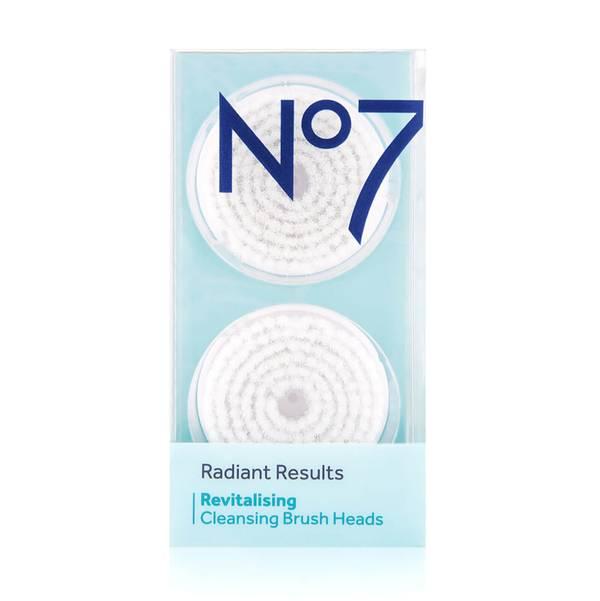 Radiant Results Revitalising Brush Heads x2
