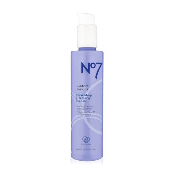 Radiant Results Nourishing Cleansing Lotion 200ml