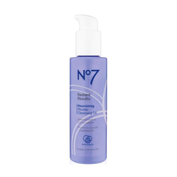 Radiant Results Nourishing Micellar Cleansing Oil 150ml