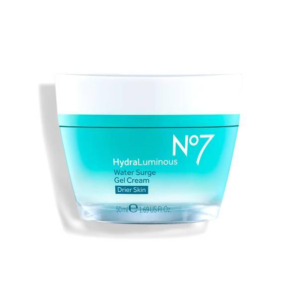 HydraLuminous Water Surge Gel Cream Drier Skin 50ml