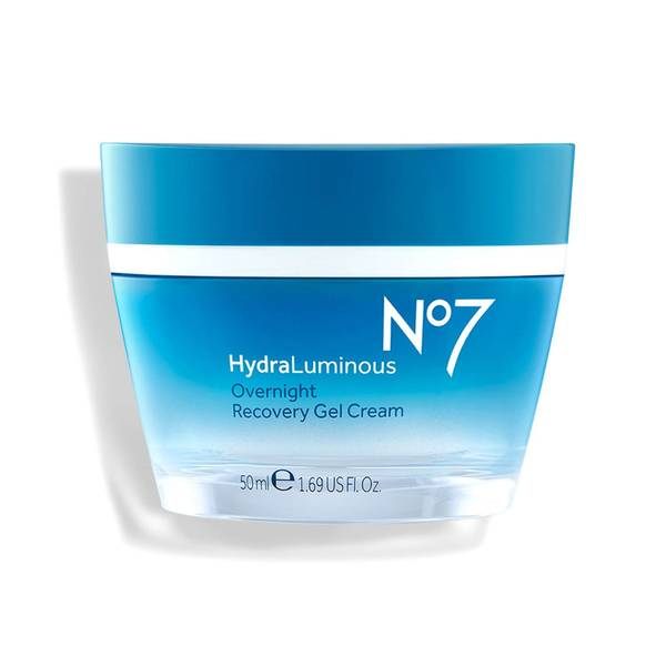 HydraLuminous Overnight Recovery Gel Cream 50ml