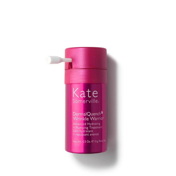 Kate Somerville Travel Size DermalQuench Wrinkle Warrior Advanced Hydrating and Plumping Treatment 15ml