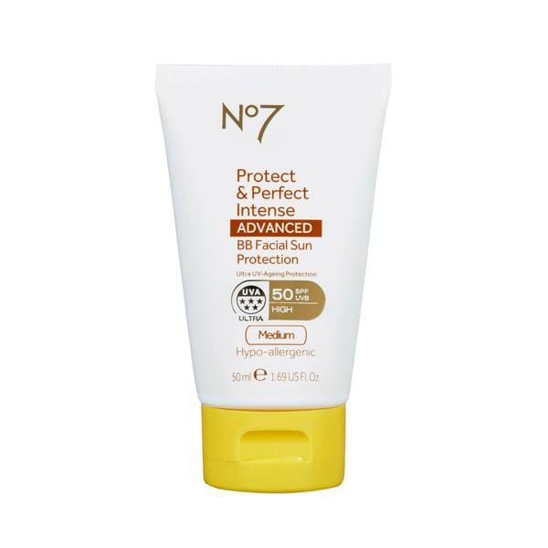 Protect & Perfect Intense ADVANCED BB Facial Sun Protection SPF50 Medium 50ml