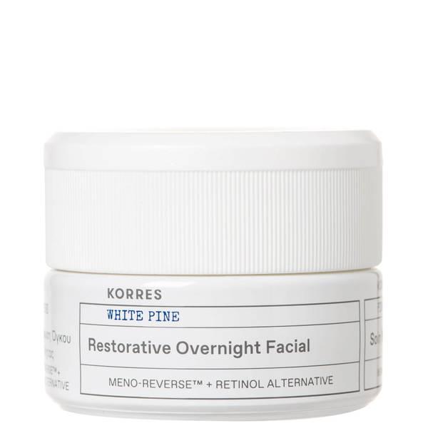 KORRES White Pine Restorative Overnight Facial 40ml