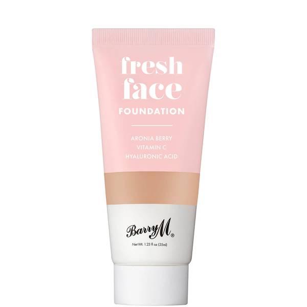 Barry M Cosmetics Fresh Face Foundation 35ml (Various Shades)