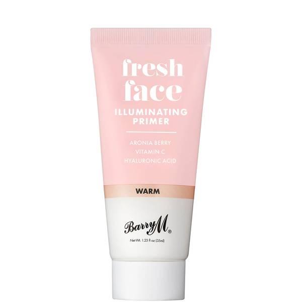 Barry M Cosmetics Fresh Face Illuminating Primer 35ml (Various Shades)